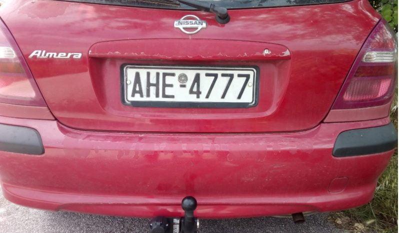 Κλεμμένα Nissan ΑΗΕ-4777 full