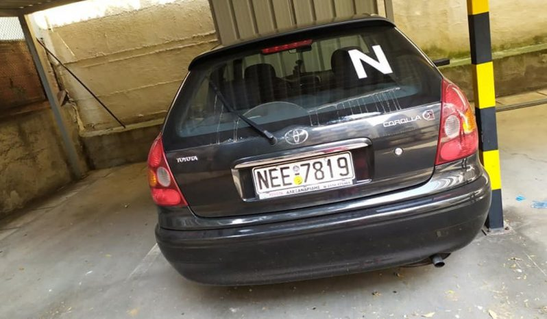 Κλεμμένα Toyota ΝΕΕ-7819 full
