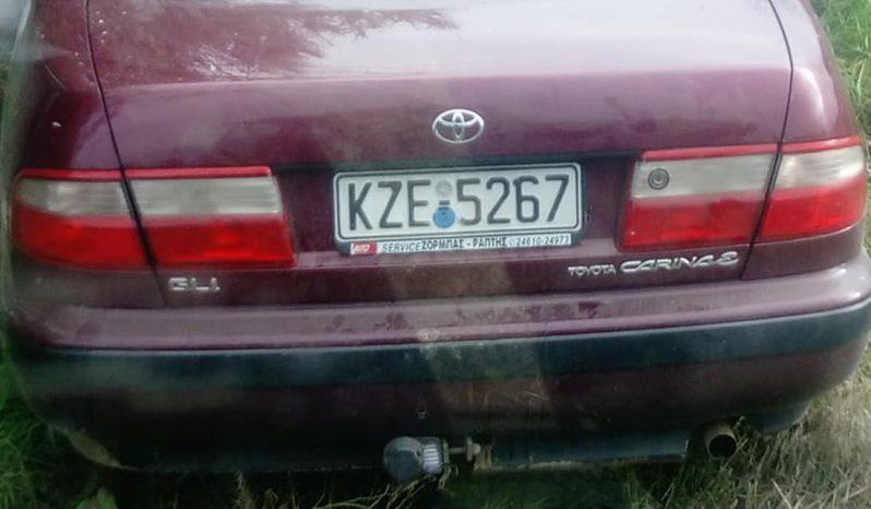 Βρέθηκαν Toyota 584 – ΚΖΕ-5267 full