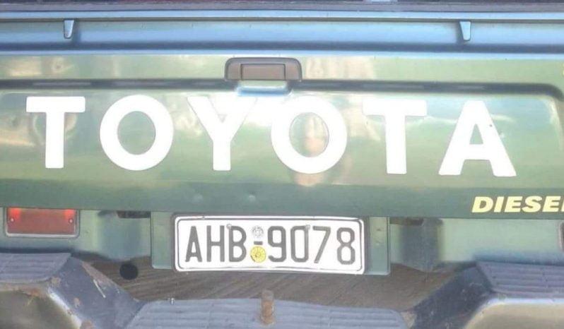 Κλεμμένα Toyota AHB-9078 full