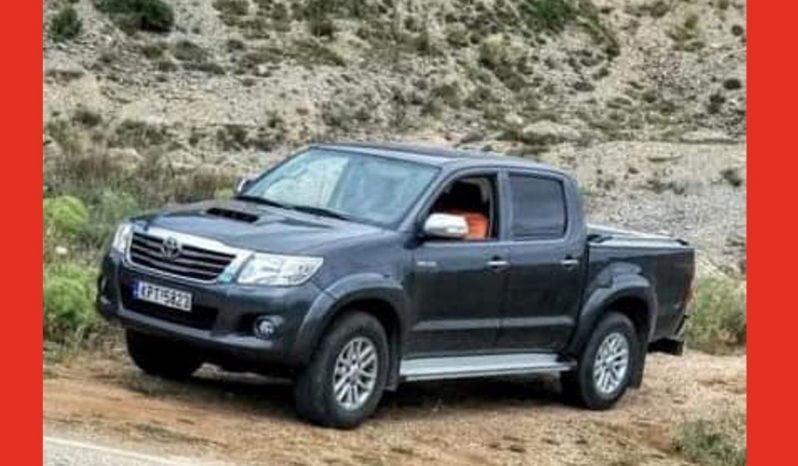 Κλεμμένα Toyota KPT-5823 full