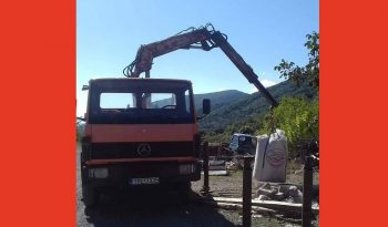 Κλεμμένα Mercedes-Benz ΤΡΕ-7335 full