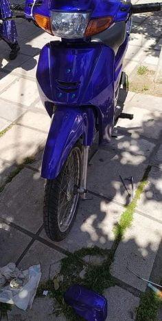Κλεμμένα Honda KIE-861 full