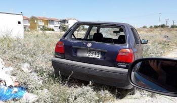 Παρατημένα Volkswagen 3313 full