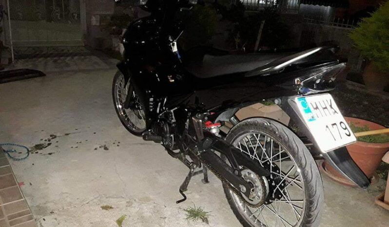 Κλεμμένα Yamaha ΜΗΚ-179 full