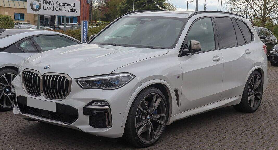 1280px 2019 BMW X5 M50d 3.0 Front 1068x622 1