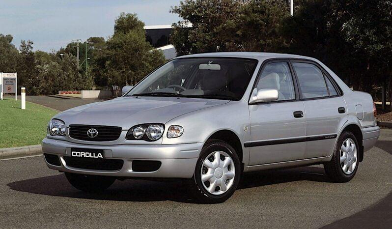 TOYOTA Corolla Sedan 3590 15